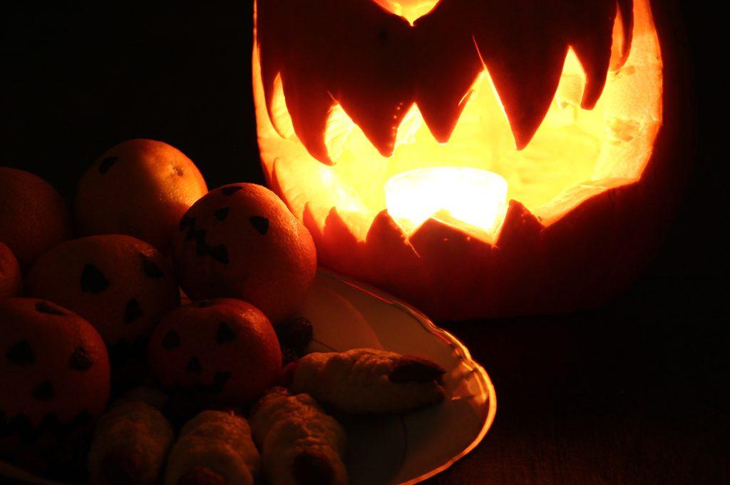 Plastikfreies Halloween