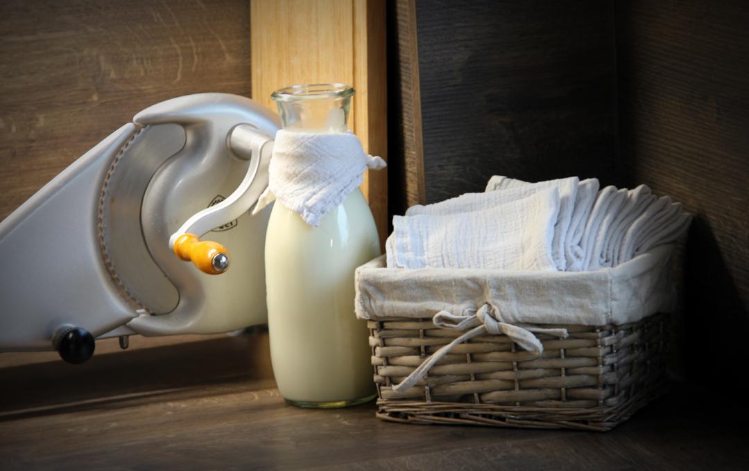 Küchentücher statt Küchenrolle - wiederverwenden statt wegwerfen